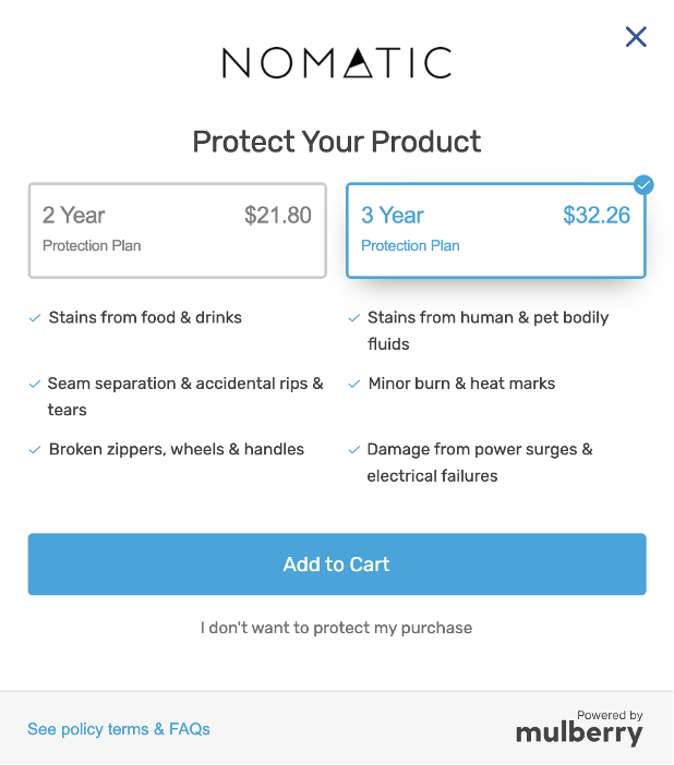 nomatic-modal