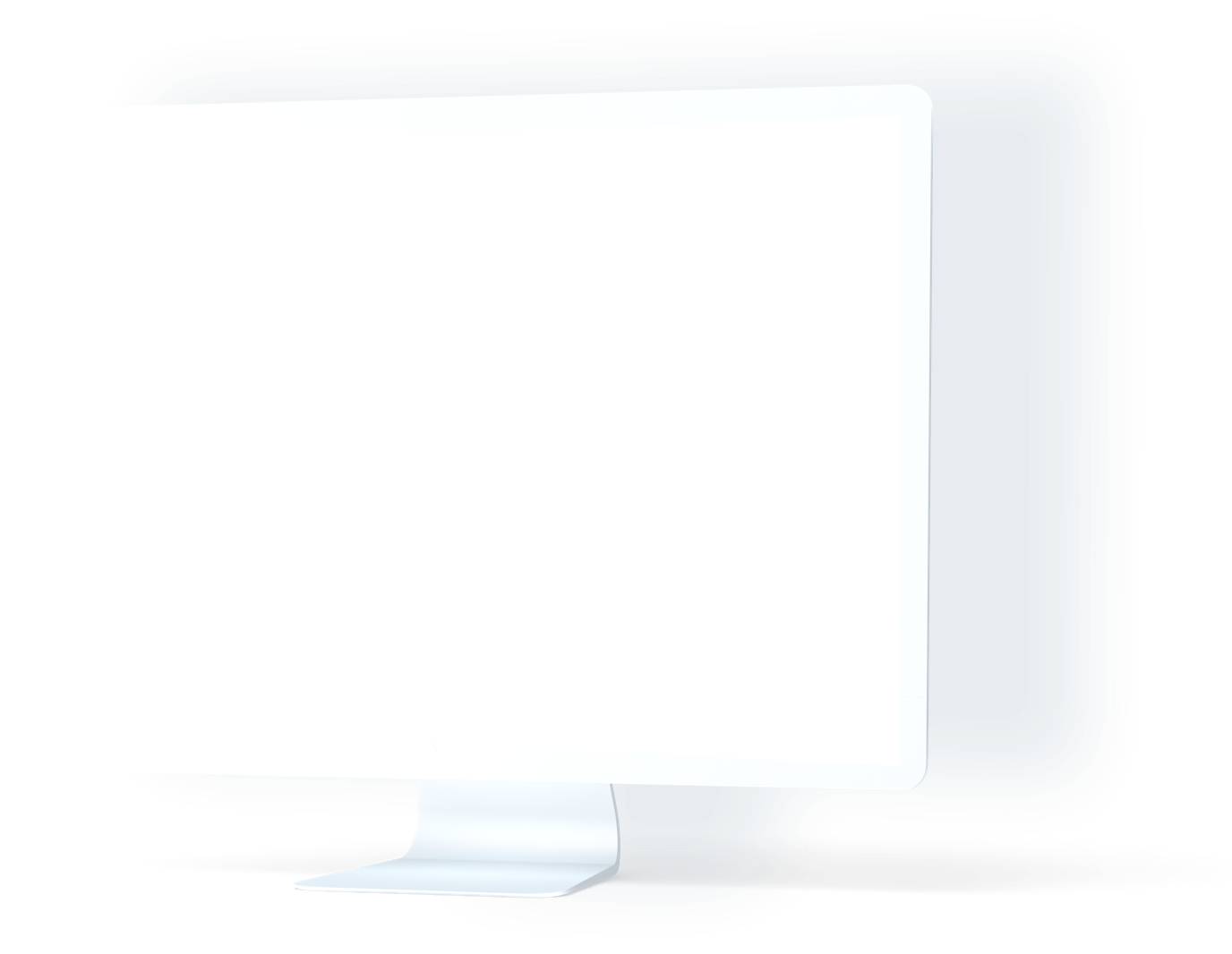 Desktop White Background Image